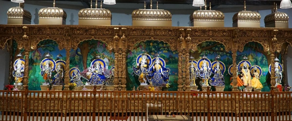 Edinburgh Hindu Mandir & Cultural Centre - Home